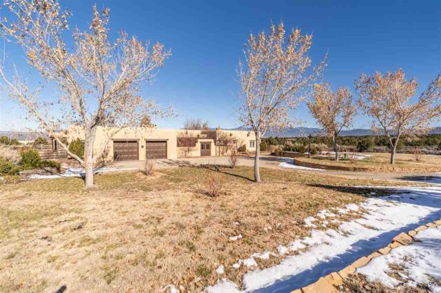 40 Calle Mirador, Ranchos de Taos, NM 87557 (MLS #102650) :: The Chisum Realty Group