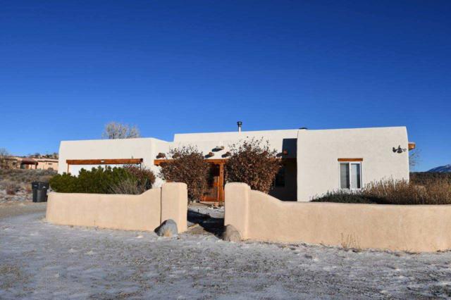 21 Sugar Ln, Taos, NM 87571 (MLS #102682) :: Page Sullivan Group | Coldwell Banker Mountain Properties