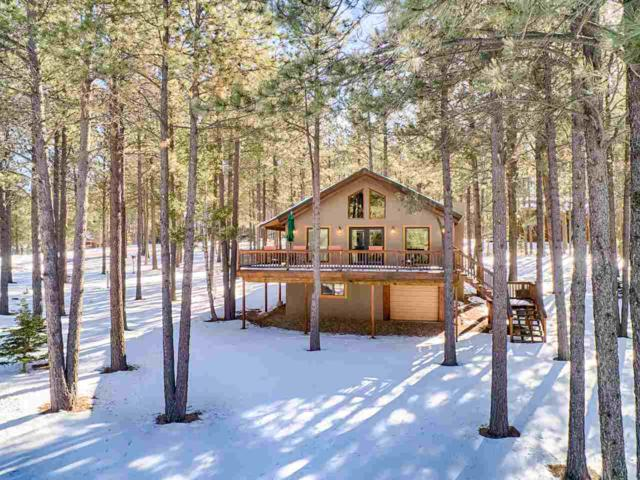 10 Cimarron Trail, Angel Fire, NM 87710 (MLS #102684) :: The Chisum Realty Group