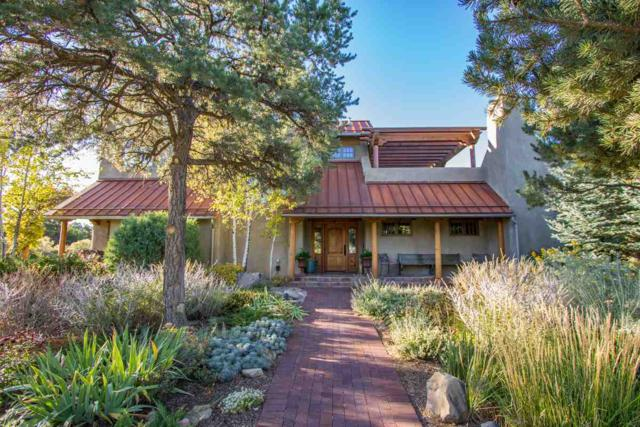 350 Duval Road, Taos, NM 87571 (MLS #102697) :: Angel Fire Real Estate & Land Co.