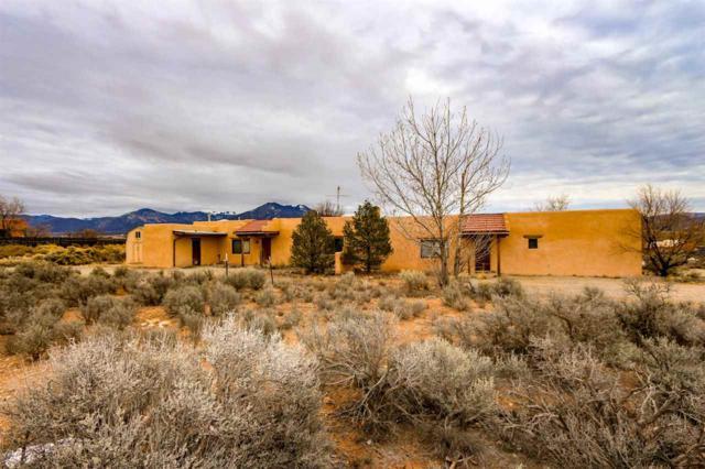 27 Sugar Lane, Taos, NM 87571 (MLS #102698) :: Page Sullivan Group   Coldwell Banker Mountain Properties