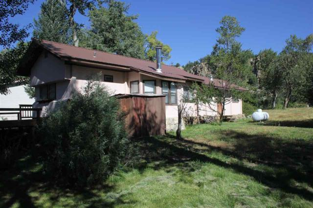 29676 Highway 64, Ute Park, NM 87749 (MLS #102708) :: Angel Fire Real Estate & Land Co.