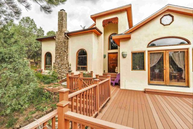 25 Bridge Street, Ranchos de Taos, NM 87557 (MLS #102721) :: Angel Fire Real Estate & Land Co.