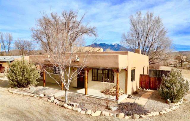 66 Pond Village Court, Taos, NM 87571 (MLS #102722) :: Angel Fire Real Estate & Land Co.