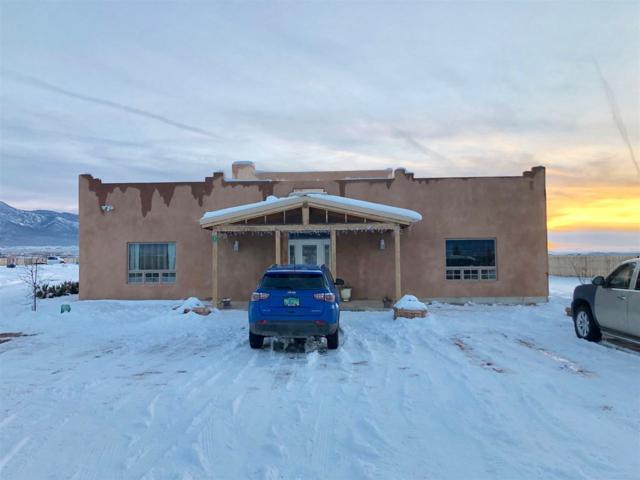 3 Rodriguez Ln, Ranchos de Taos, NM 87557 (MLS #102724) :: Angel Fire Real Estate & Land Co.