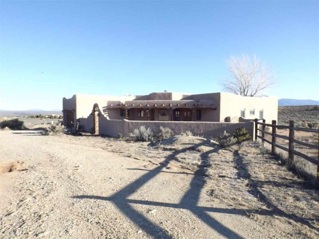1086 Old State Road 570, Ranchos de Taos, NM 87557 (MLS #102746) :: Page Sullivan Group | Coldwell Banker Mountain Properties