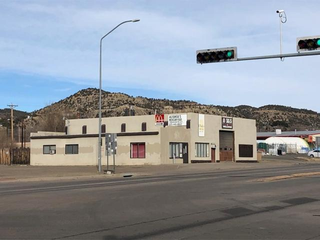 136 S 2nd Street, Raton, NM 87740 (MLS #102753) :: Angel Fire Real Estate & Land Co.