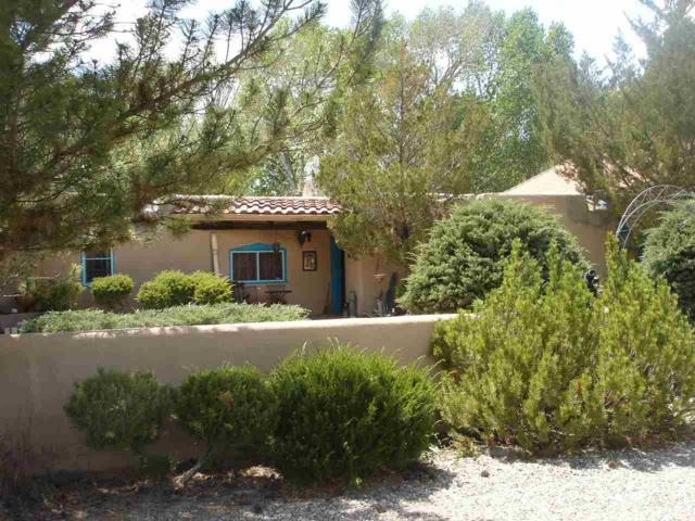 222 Highway 240, Ranchos de Taos, NM 87557 (MLS #102762) :: The Chisum Realty Group