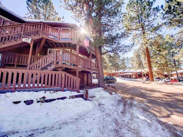 20 Jackson Hole Rd Redwood Commons A17, Angel Fire, NM 87710 (MLS #102764) :: The Chisum Realty Group