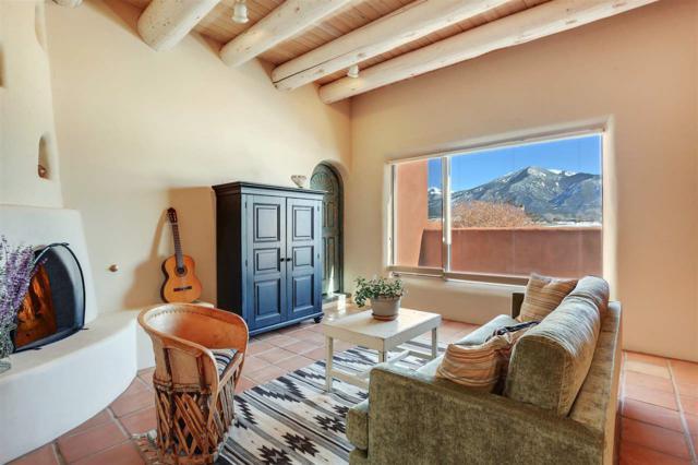 8 Cresta De La Luna Unit 10, El Prado, NM 87529 (MLS #102765) :: Page Sullivan Group | Coldwell Banker Mountain Properties