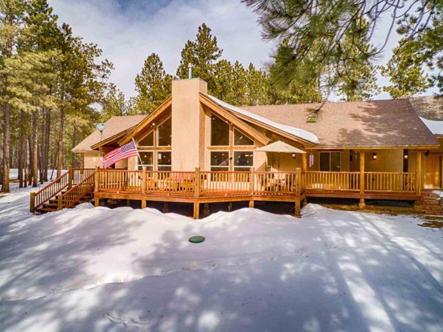 41 Saints Terrace, Angel Fire, NM 87710 (MLS #102767) :: Angel Fire Real Estate & Land Co.
