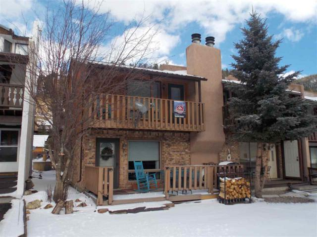 616 Grandview Lane, Red River, NM 87558 (MLS #102782) :: The Chisum Realty Group