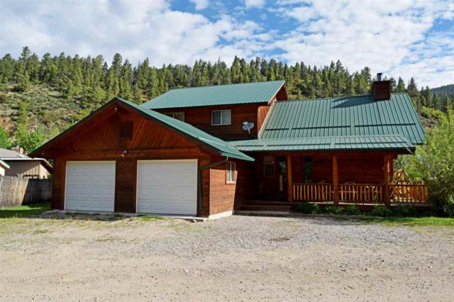 900 Tenderfoot Trail, Red River, NM 87558 (MLS #102794) :: The Chisum Realty Group