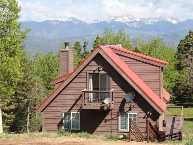 17 Sunset Overlook, Angel Fire, NM 87710 (MLS #102807) :: Angel Fire Real Estate & Land Co.
