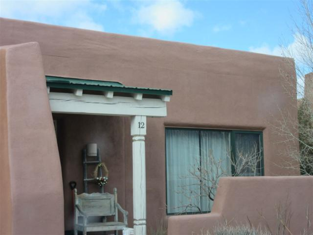 8 Cresta De La Luna, El Prado, NM 87529 (MLS #102814) :: The Chisum Realty Group
