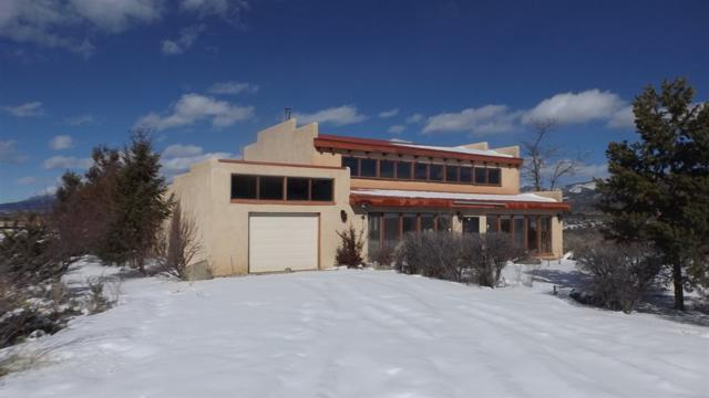 223 Roy Rd, Taos, NM 87571 (MLS #102829) :: The Chisum Realty Group