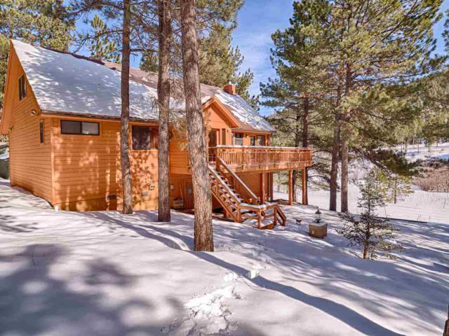 15 Sarazen Terrace, Angel Fire, NM 87710 (MLS #102830) :: Angel Fire Real Estate & Land Co.