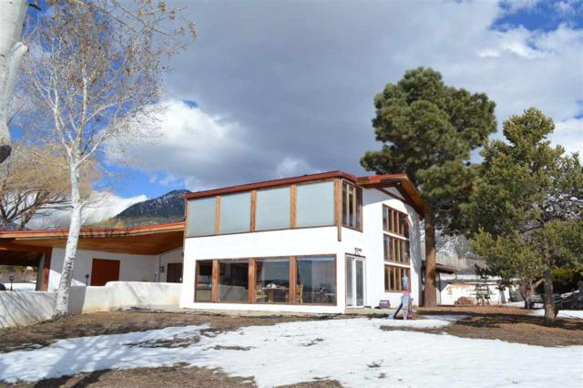 41 Martinez Rd, Arroyo Seco, NM 87514 (MLS #102887) :: Angel Fire Real Estate & Land Co.
