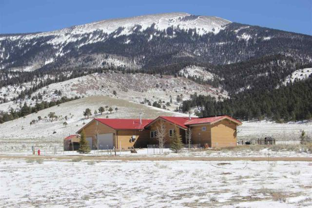 57 Smokey Bear, Eagle Nest, NM 87718 (MLS #102891) :: Angel Fire Real Estate & Land Co.