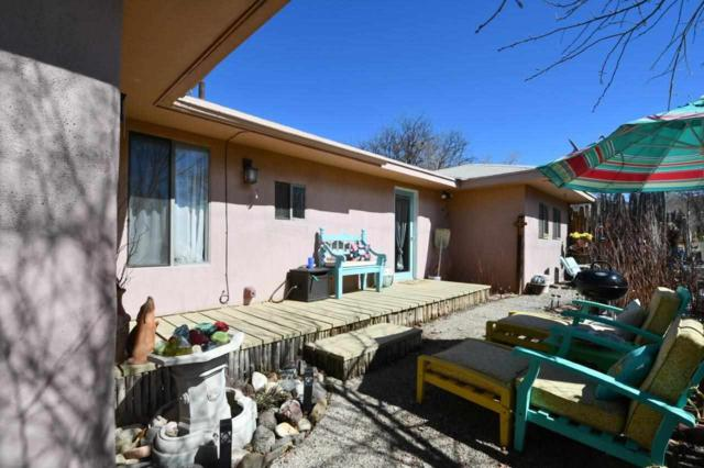 119 Montano, Taos, NM 87571 (MLS #102933) :: Page Sullivan Group | Coldwell Banker Mountain Properties