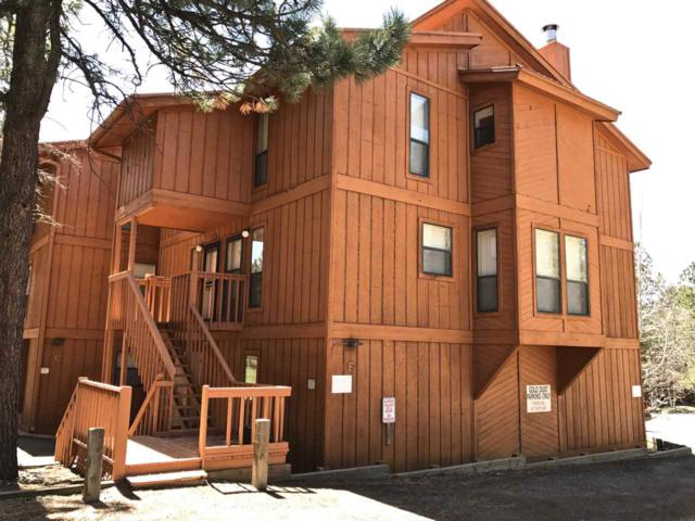 37 Vail Avenue Unit F2, Angel Fire, NM 87710 (MLS #102936) :: The Chisum Realty Group