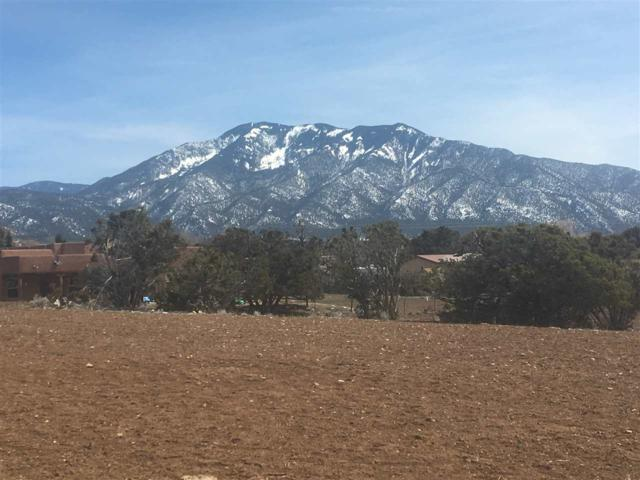 Lot A 2 2 Rim Road, Arroyo Seco, NM 87514 (MLS #102948) :: Page Sullivan Group | Coldwell Banker Mountain Properties