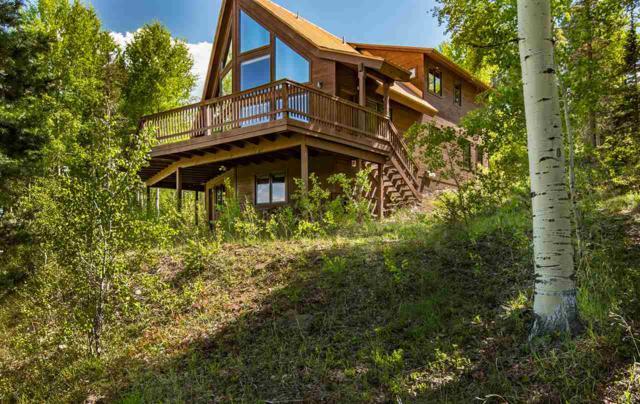 170 Zia Road, Angel Fire, NM 87710 (MLS #102970) :: Angel Fire Real Estate & Land Co.