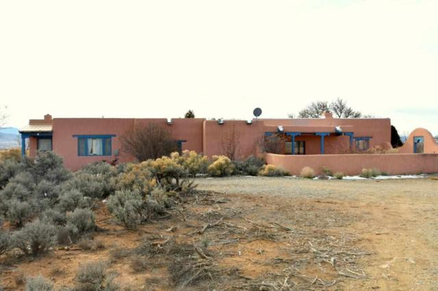 1242 Half Moon Dr, Taos, NM 87571 (MLS #102971) :: The Chisum Realty Group