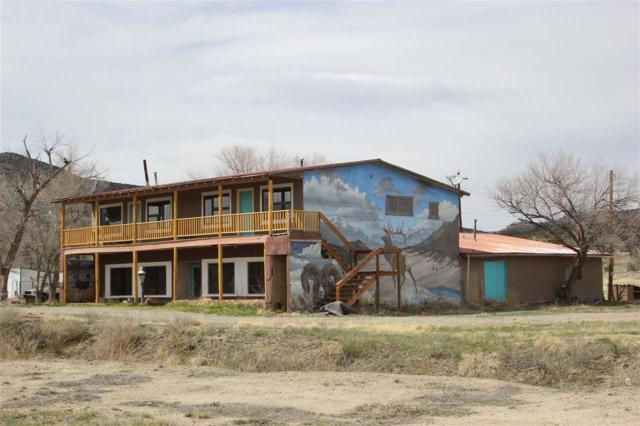 31094 W Highway 64, Cimarron, NM 87714 (MLS #102993) :: The Chisum Realty Group