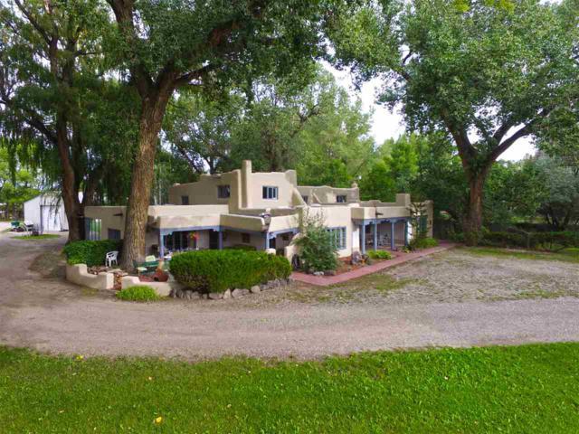 450 La Posta, Taos, NM 87571 (MLS #103002) :: The Chisum Realty Group