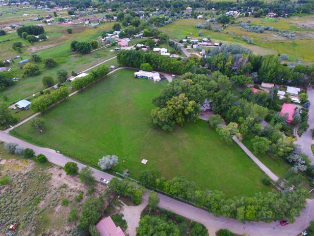Hacienda De Viernes, Taos, NM 87571 (MLS #103003) :: The Chisum Realty Group