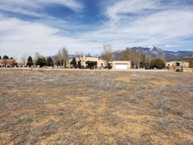 Vegas De Taos Road Lot 31, Taos, NM 87571 (MLS #103007) :: Page Sullivan Group | Coldwell Banker Mountain Properties