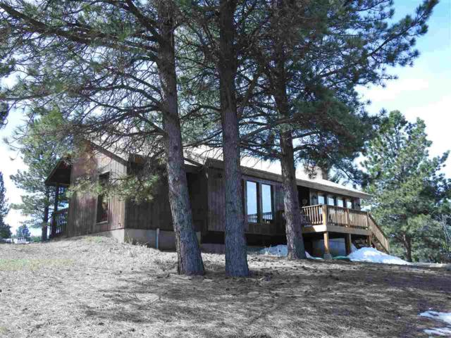 14 Crystal Mountain, Angel Fire, NM 87710 (MLS #103011) :: The Chisum Realty Group