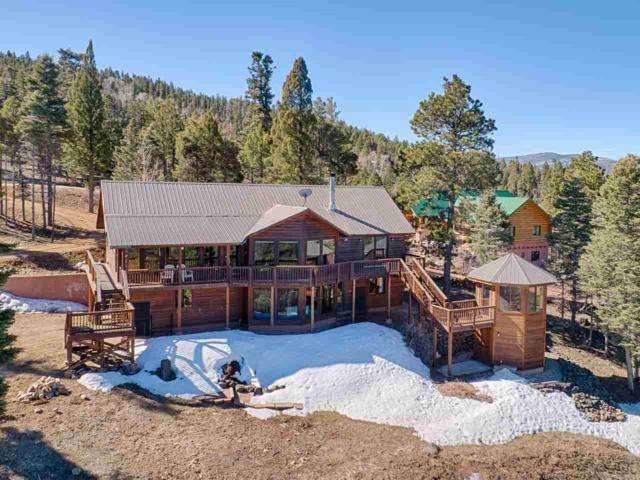 48 Vista Del Valle Overlook, Angel Fire, NM 87710 (MLS #103012) :: Angel Fire Real Estate & Land Co.