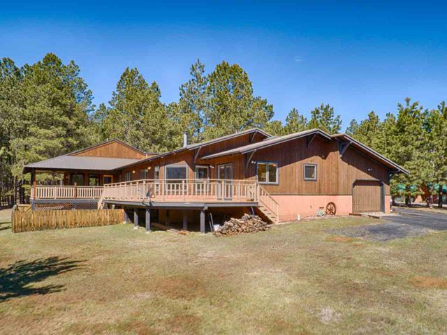 35 N Valle Grande Trail, Angel Fire, NM 87710 (MLS #103051) :: The Chisum Realty Group