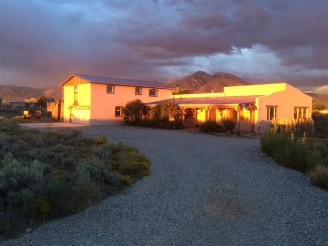 9 Rock Garden Gully, Taos, NM 87571 (MLS #103087) :: The Chisum Realty Group