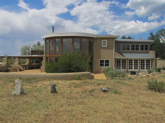 38 Shana Madre, Taos, NM 87571 (MLS #103147) :: Page Sullivan Group | Coldwell Banker Mountain Properties