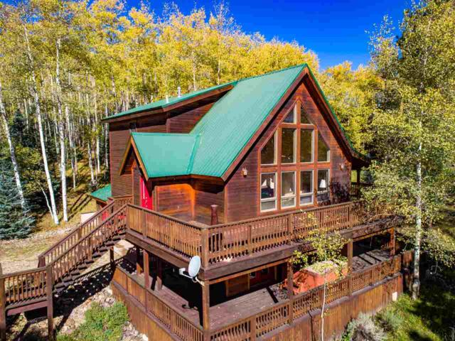 252 Via Del Rey, Angel Fire, NM 87710 (MLS #103259) :: Page Sullivan Group | Coldwell Banker Mountain Properties