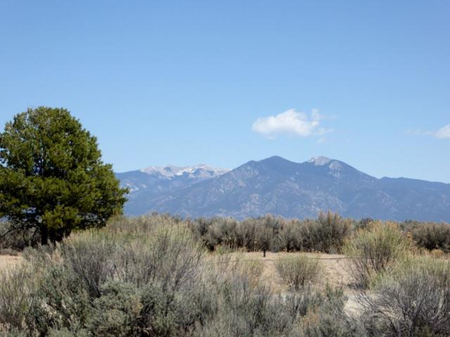 Paseo De La Barranca, Ranchos de Taos, NM 87557 (MLS #103277) :: Angel Fire Real Estate & Land Co.