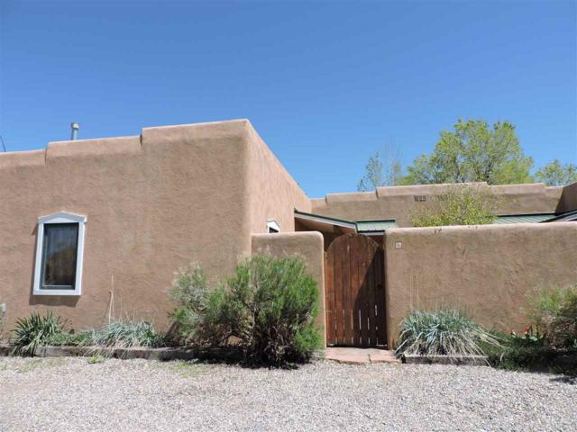 512 Acoma Unit B, Taos, NM 87571 (MLS #103285) :: Page Sullivan Group | Coldwell Banker Mountain Properties