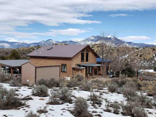 42 Nighthawk Trail, Taos, NM 87571 (MLS #103303) :: The Chisum Realty Group