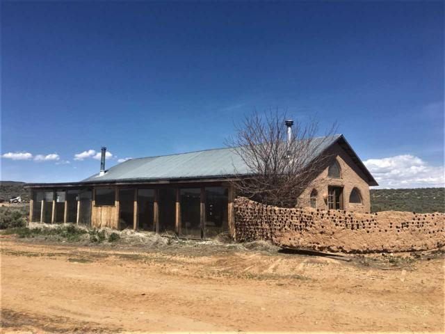 567A Tune Drive, Arroyo Hondo, NM 87513 (MLS #103304) :: Page Sullivan Group | Coldwell Banker Mountain Properties