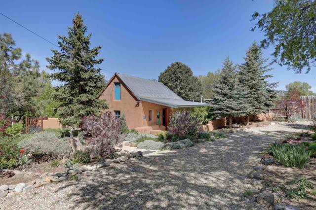 48 Maestas Road, Ranchos de Taos, NM 87557 (MLS #103352) :: Angel Fire Real Estate & Land Co.