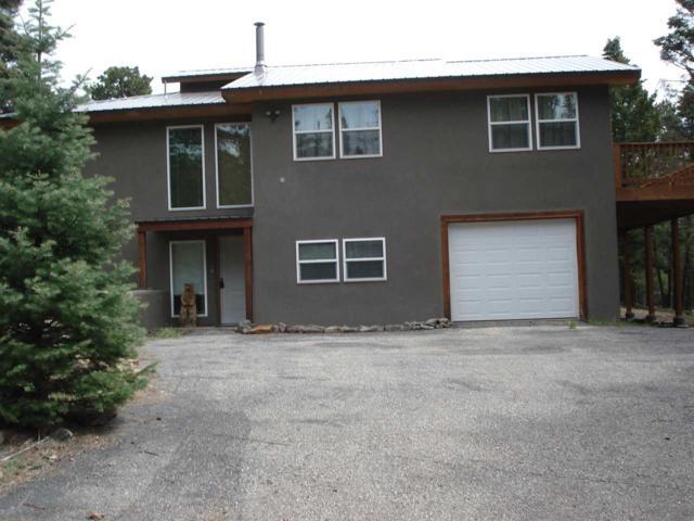 31 Alpine Lake Way, Angel Fire, NM 87710 (MLS #103354) :: Angel Fire Real Estate & Land Co.