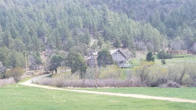 1510 Hwy 434, Guadalupita, NM 87722 (MLS #103356) :: Angel Fire Real Estate & Land Co.