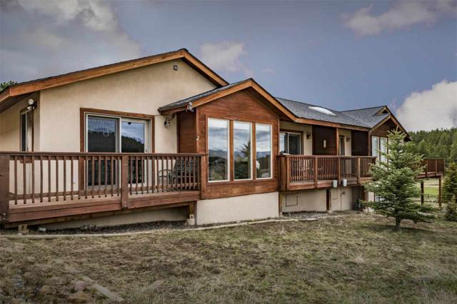 38 Clay Terrace, Angel Fire, NM 87710 (MLS #103360) :: The Chisum Realty Group