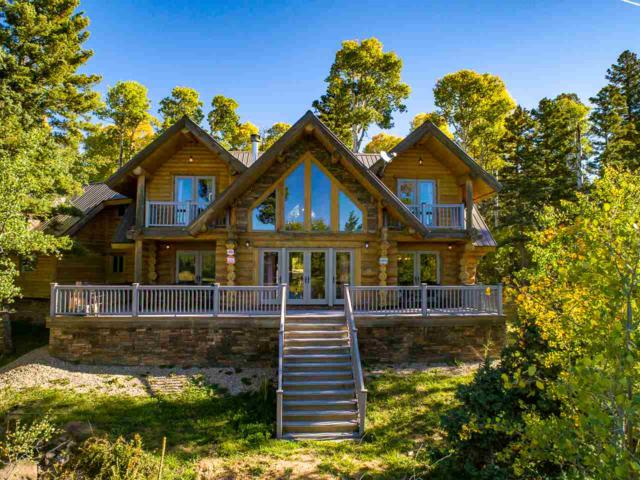 122 Hidden Lake Circle, Angel Fire, NM 87710 (MLS #103372) :: Angel Fire Real Estate & Land Co.