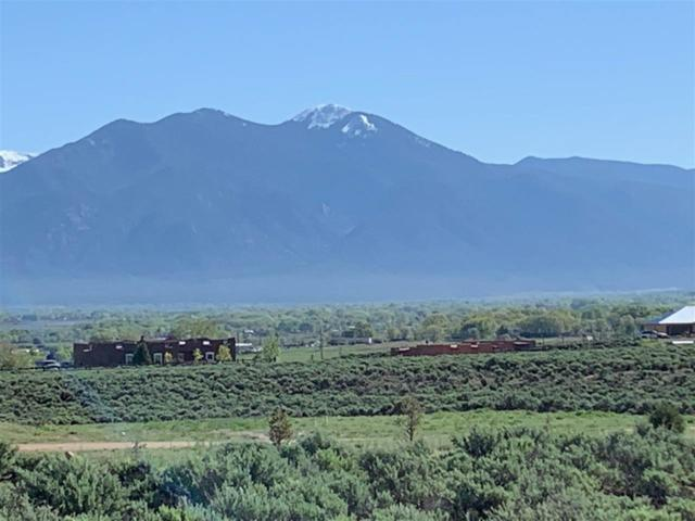 south side Cuchilla Road, Taos, NM 87529 (MLS #103387) :: The Chisum Realty Group