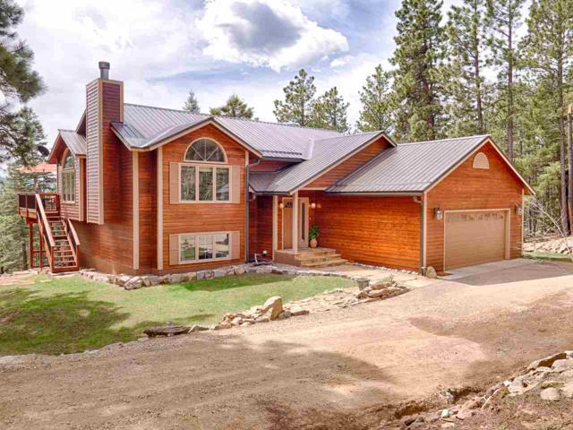 25 Chino Terrace, Angel Fire, NM 87710 (MLS #103398) :: The Chisum Realty Group