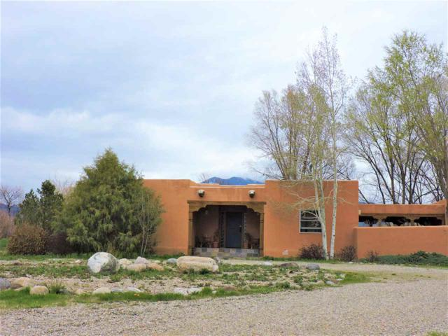707 Ranchitos, Taos, NM 87571 (MLS #103399) :: Page Sullivan Group | Coldwell Banker Mountain Properties